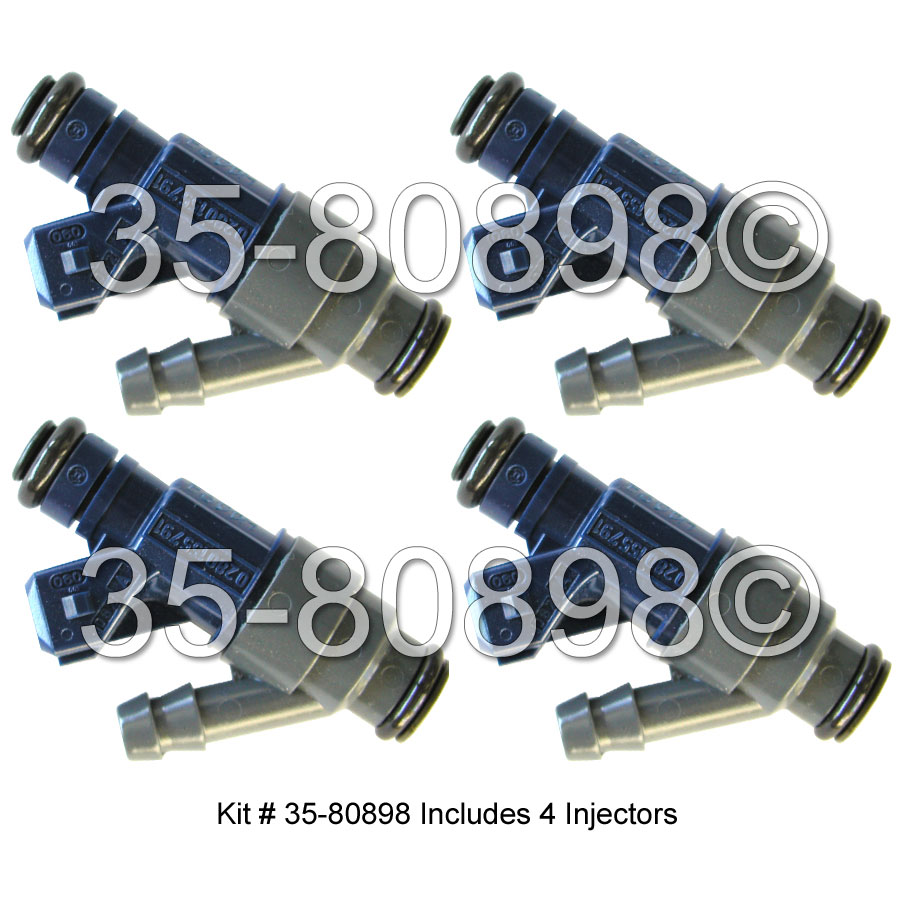 Volkswagen Golf                           Fuel Injector SetFuel Injector Set