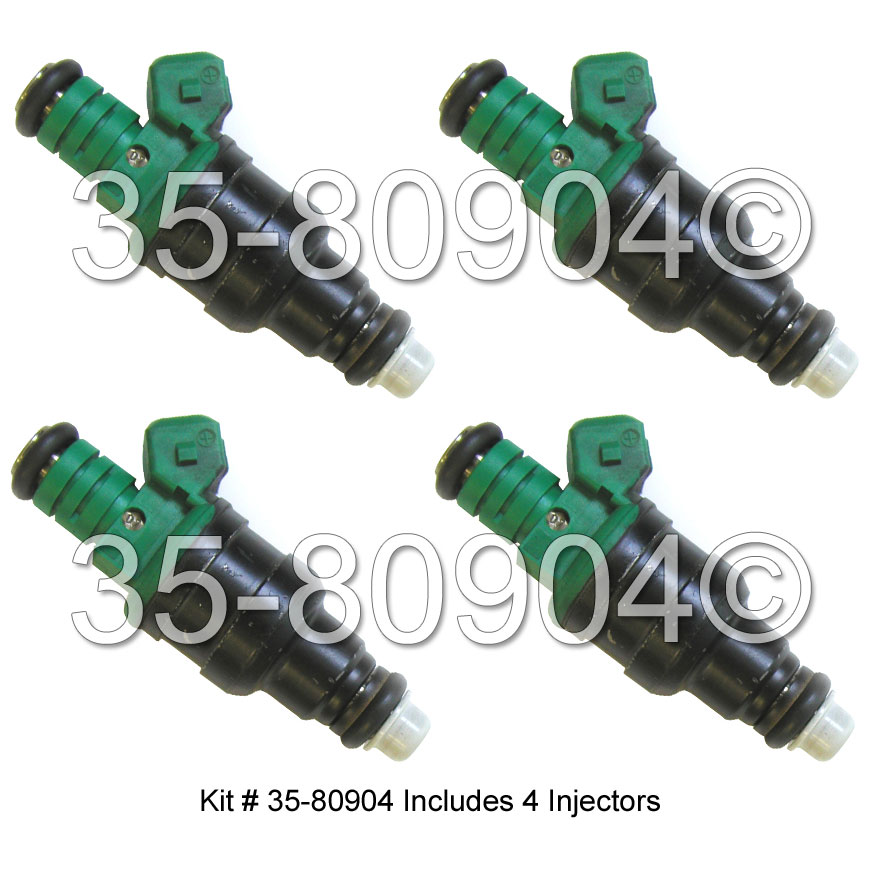Volkswagen Corrado                        Fuel Injector SetFuel Injector Set