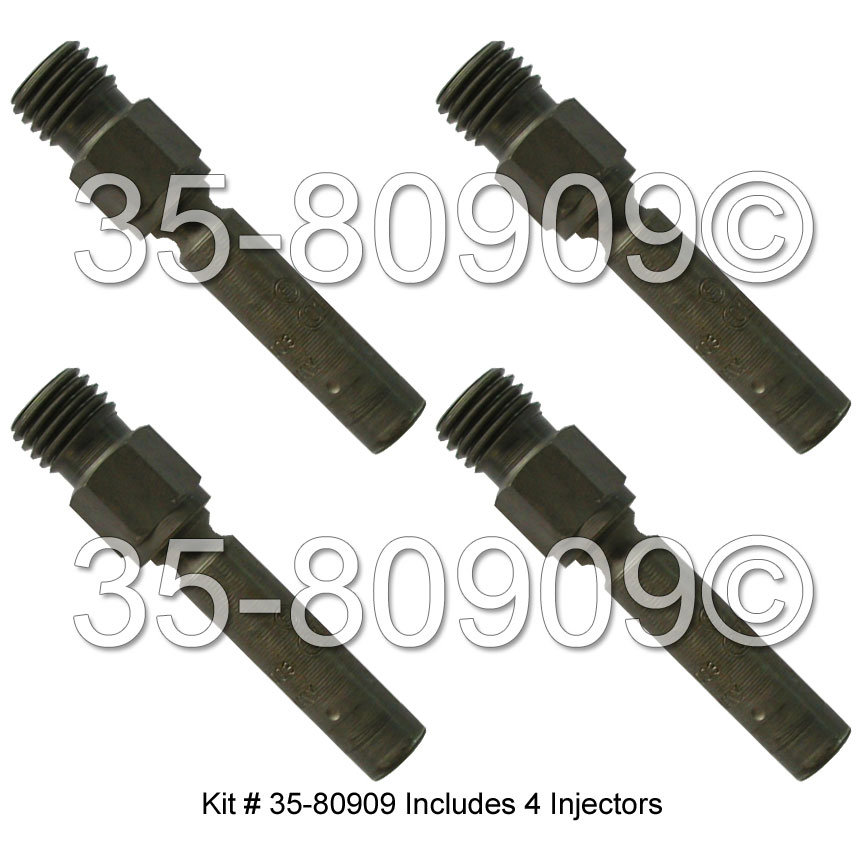 Volvo 142                            Fuel Injector SetFuel Injector Set