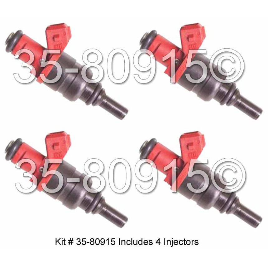 Volvo V40                            Fuel Injector SetFuel Injector Set
