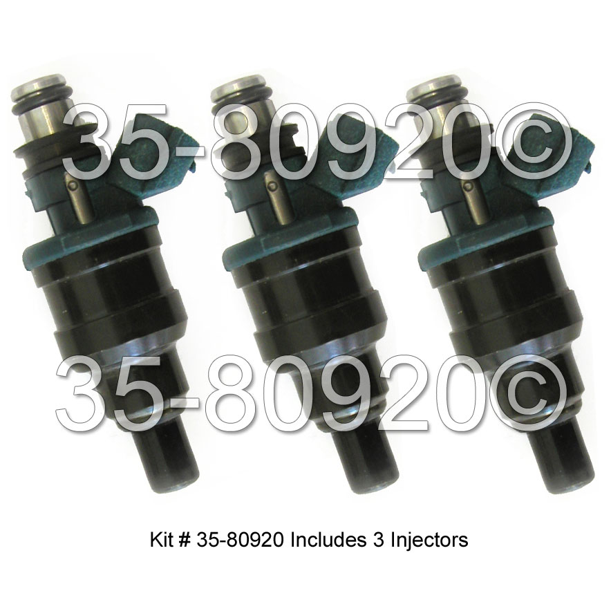 Subaru Justy                          Fuel Injector SetFuel Injector Set