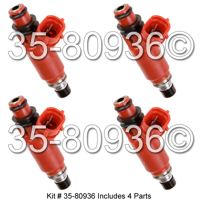 Chevrolet Metro                          Fuel Injector SetFuel Injector Set