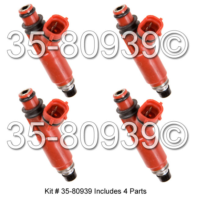 Kia Spectra                        Fuel Injector SetFuel Injector Set
