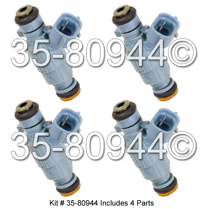 Hyundai Santa Fe                       Fuel Injector SetFuel Injector Set