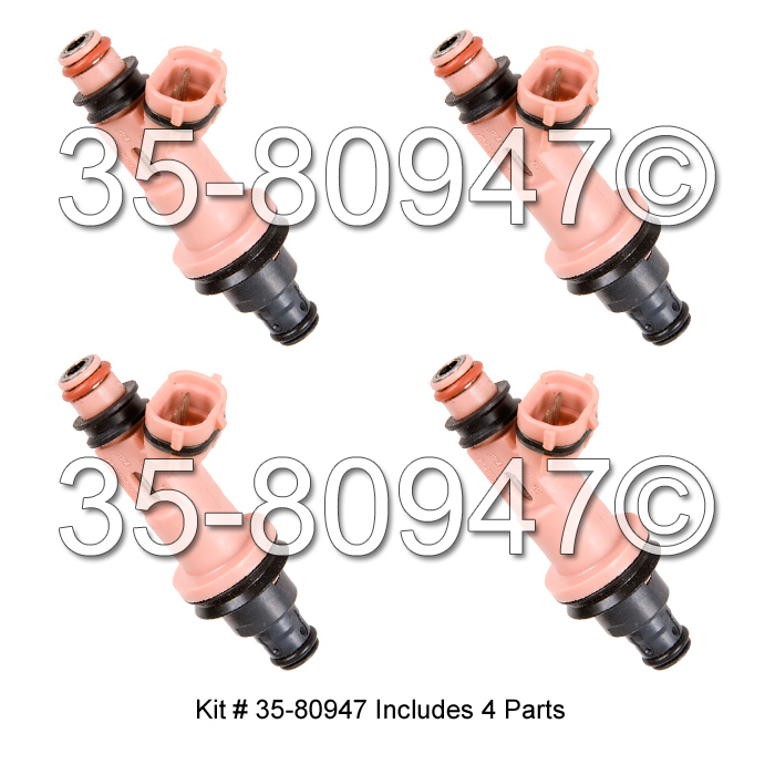 Lexus LS400                          Fuel Injector SetFuel Injector Set