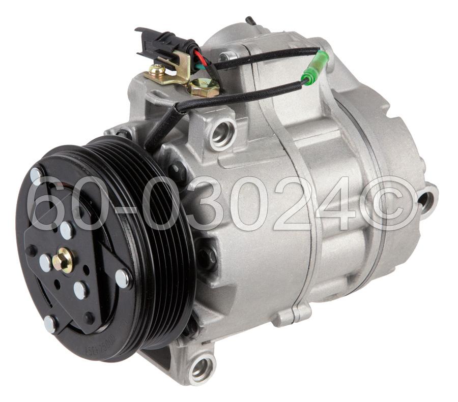 BMW X5 A/C Compressor