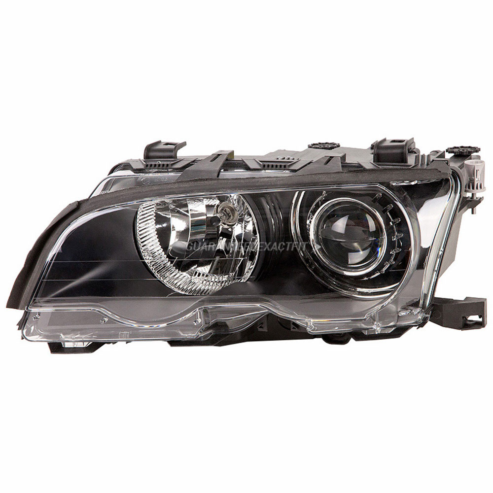 BMW M3                             Headlight Assembly