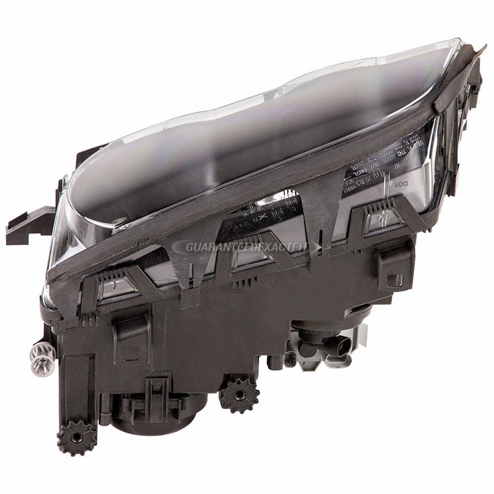 BMW 325                            Headlight Assembly