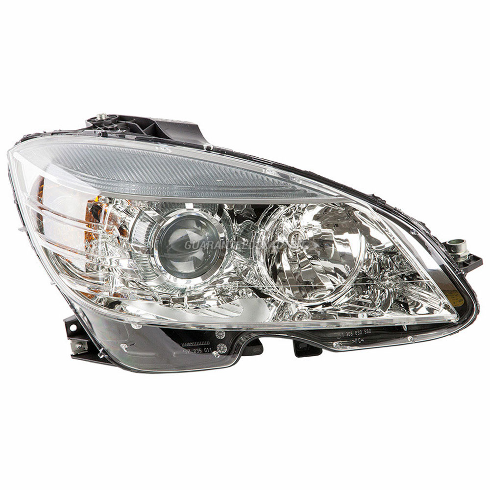 Mercedes_Benz C250                           Headlight AssemblyHeadlight Assembly