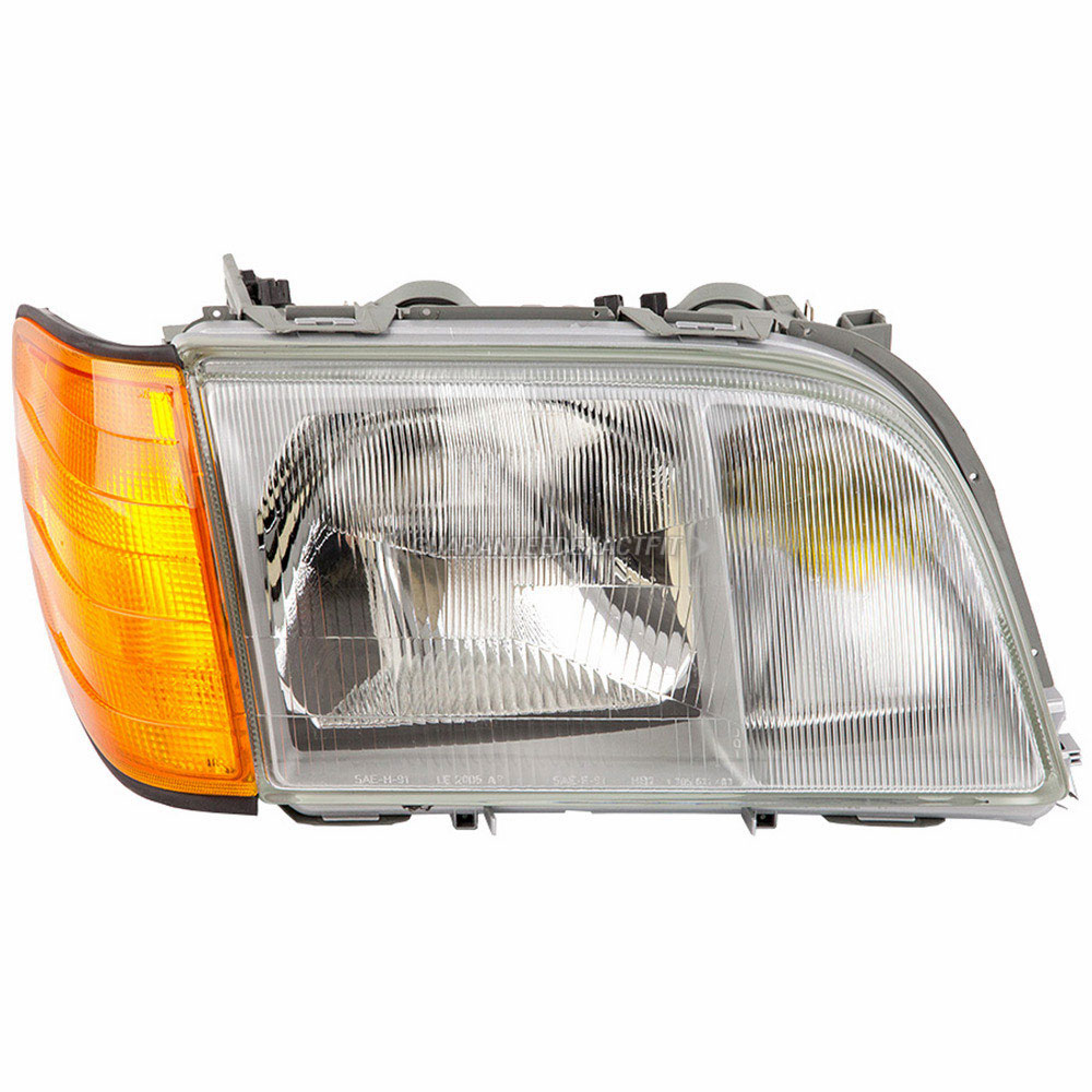 Mercedes_Benz S420                           Headlight Assembly
