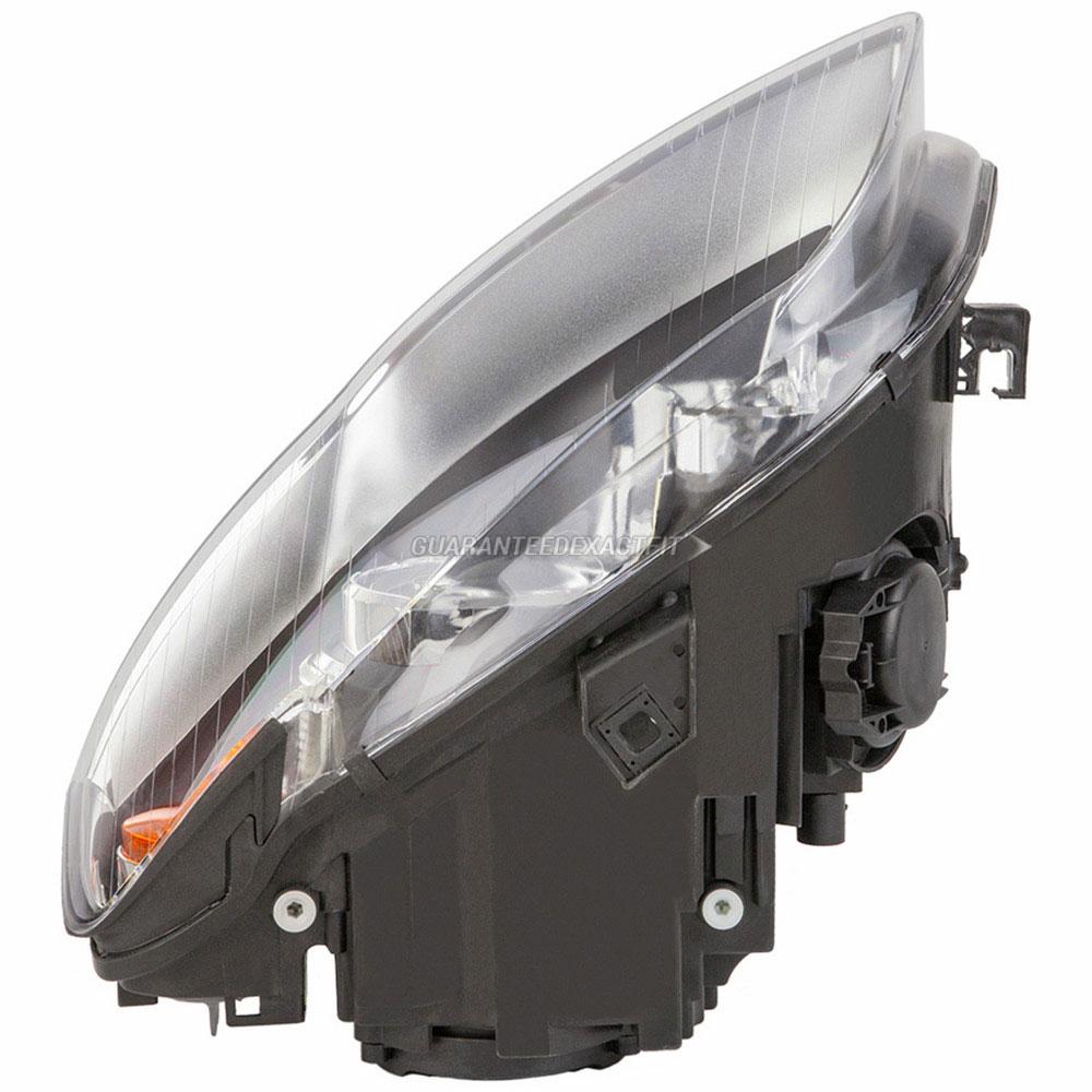 Audi S4                             Headlight Assembly