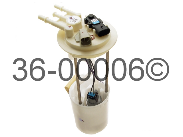 Isuzu Axiom                          Fuel Pump AssemblyFuel Pump Assembly