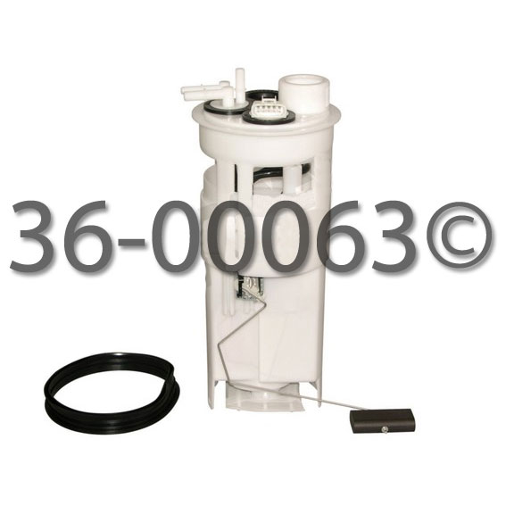 Dodge Dakota                         Fuel Pump AssemblyFuel Pump Assembly
