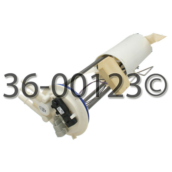 Chevrolet S10 Truck                      Fuel Pump AssemblyFuel Pump Assembly