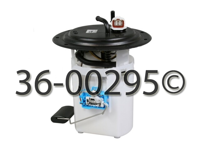 Hyundai Tiburon                        Fuel Pump AssemblyFuel Pump Assembly