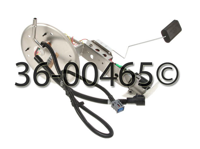 Mercury Marauder                       Fuel Pump AssemblyFuel Pump Assembly