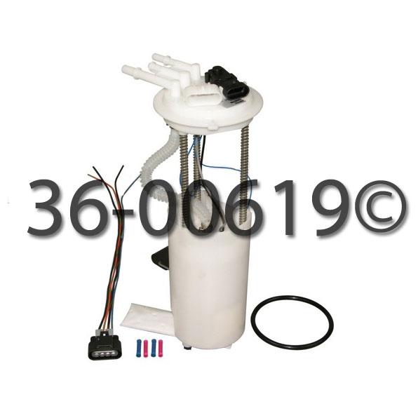 Honda Passport                       Fuel Pump AssemblyFuel Pump Assembly