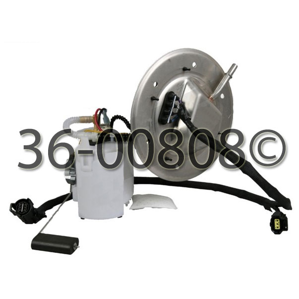 Ford Mustang                        Fuel Pump AssemblyFuel Pump Assembly