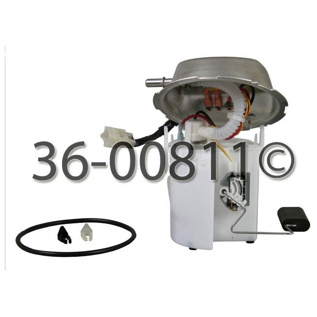 Ford Escort                         Fuel Pump AssemblyFuel Pump Assembly