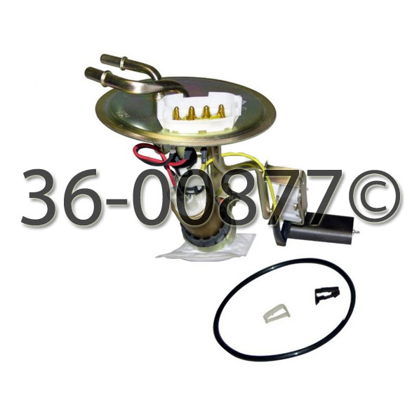Mercury Sable                          Fuel Pump AssemblyFuel Pump Assembly