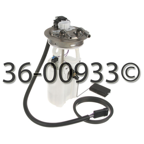 Isuzu Ascender                       Fuel Pump AssemblyFuel Pump Assembly