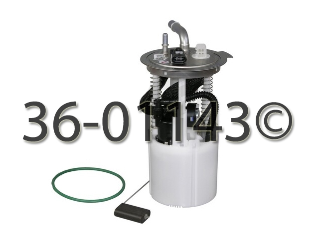Buick Rainier                        Fuel Pump AssemblyFuel Pump Assembly