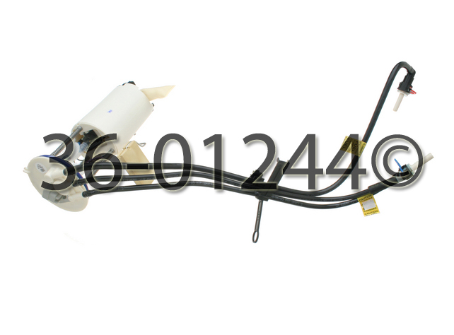 Pontiac Sunbird                        Fuel Pump AssemblyFuel Pump Assembly