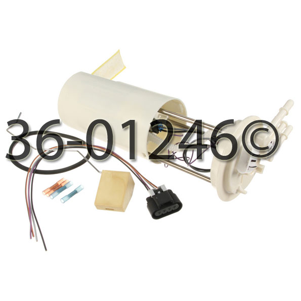 Buick Riviera                        Fuel Pump AssemblyFuel Pump Assembly