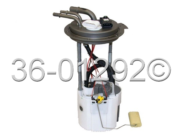 Cadillac Escalade                       Fuel Pump AssemblyFuel Pump Assembly