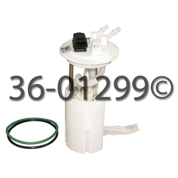 Saturn L-Series                       Fuel Pump AssemblyFuel Pump Assembly