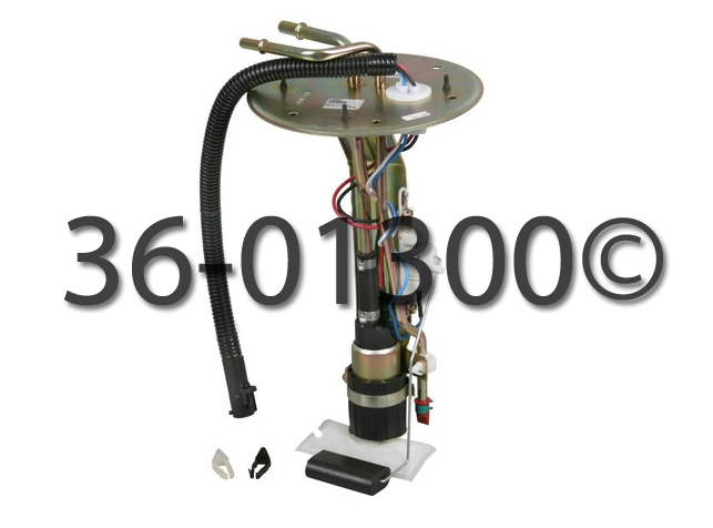 Ford F Series Trucks Fuel Pump Assembly