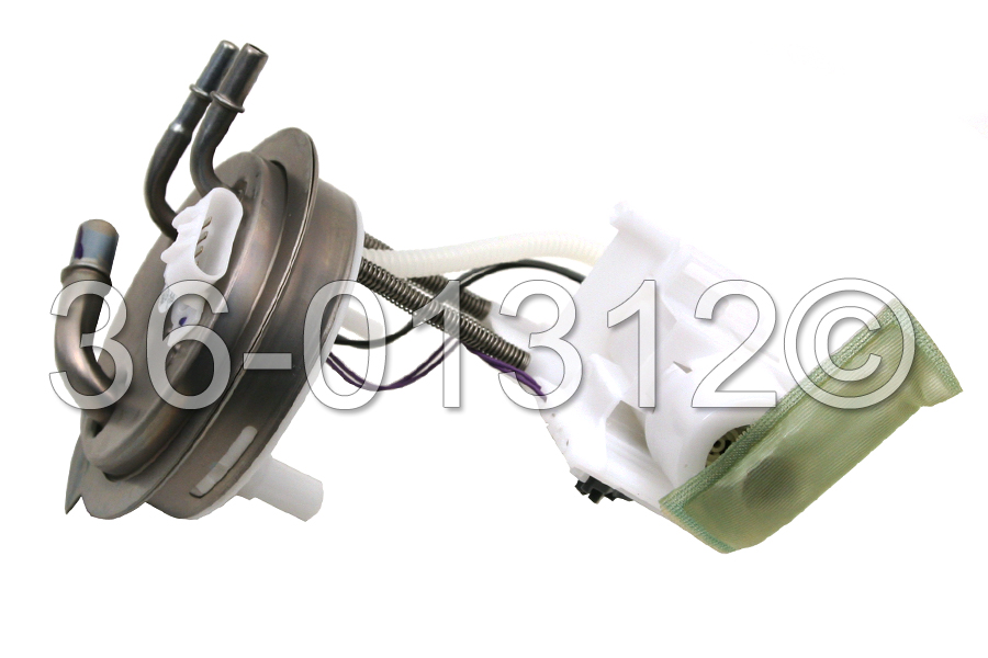 Chevrolet Avalanche                      Fuel Pump AssemblyFuel Pump Assembly