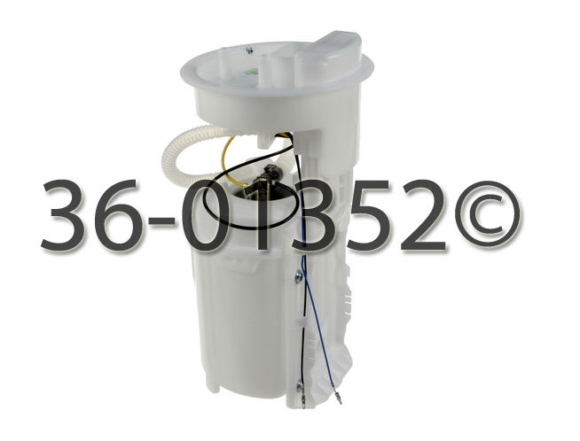 Volkswagen Jetta                          Fuel Pump AssemblyFuel Pump Assembly