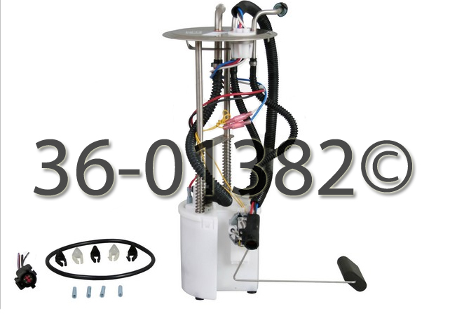 Ford E Series Van                   Fuel Pump AssemblyFuel Pump Assembly
