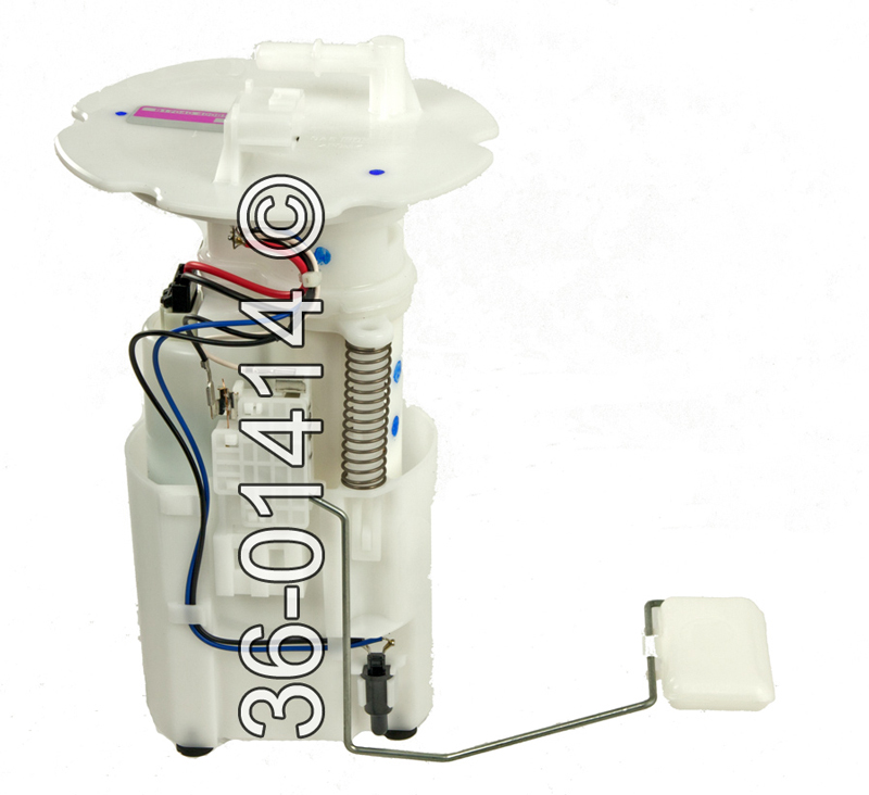 Infiniti M35                            Fuel Pump AssemblyFuel Pump Assembly