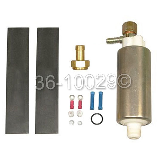 Subaru Loyale                         Fuel PumpFuel Pump