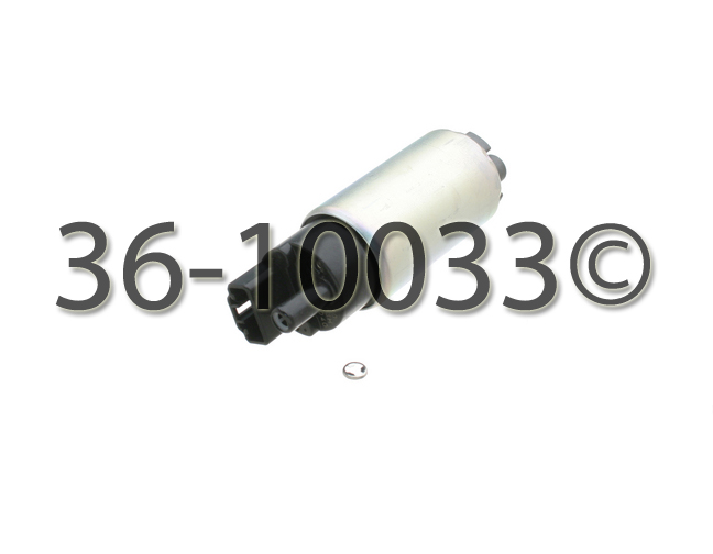 Ford E Series Van                   Fuel Pump