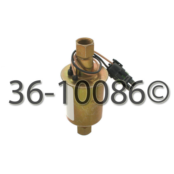 Chevrolet Van                            Fuel PumpFuel Pump