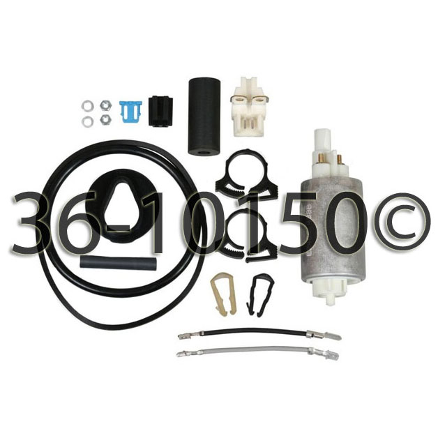 Dodge Aries                          Fuel PumpFuel Pump
