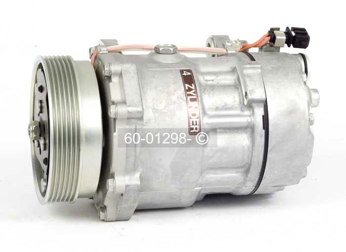 VW Golf                           A/C CompressorA/C Compressor