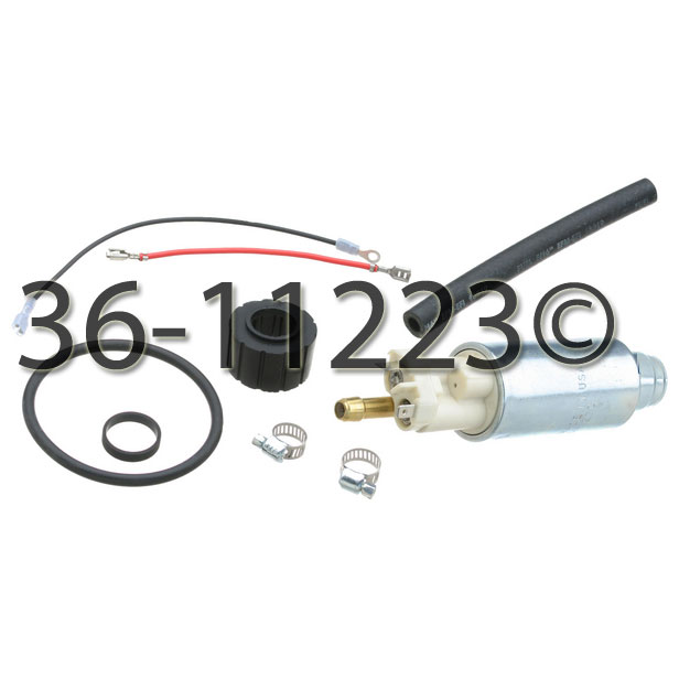 Jeep Comanche                       Fuel PumpFuel Pump