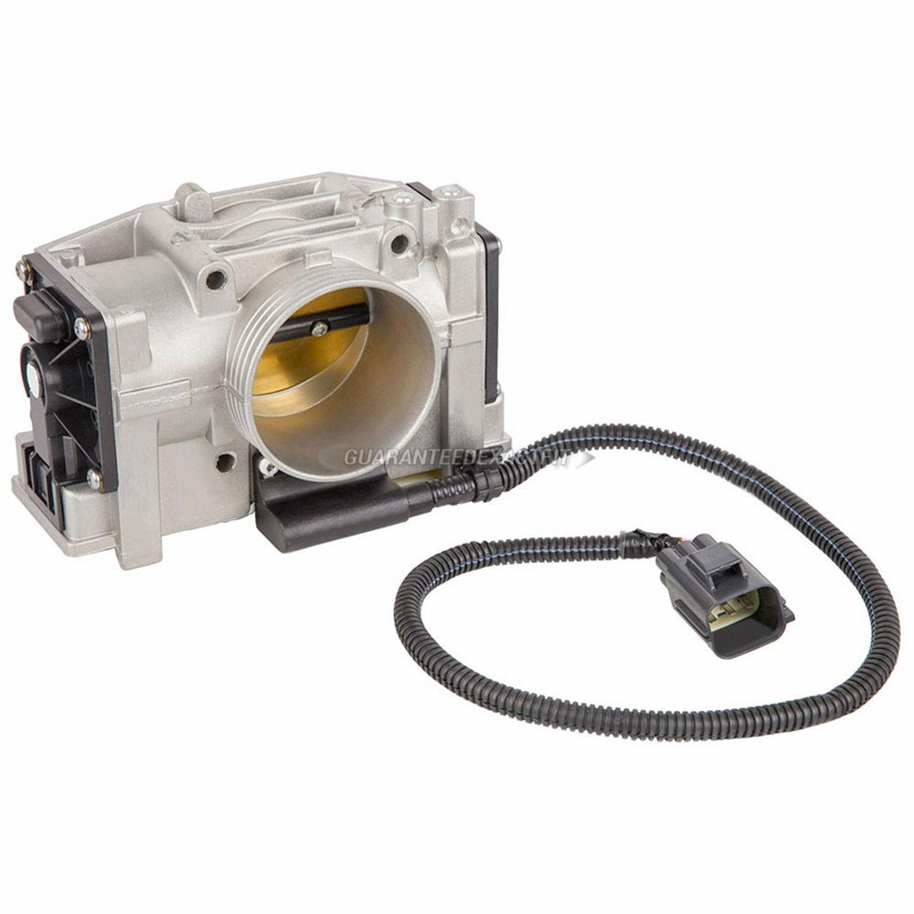 Volvo S70                            Throttle BodyThrottle Body