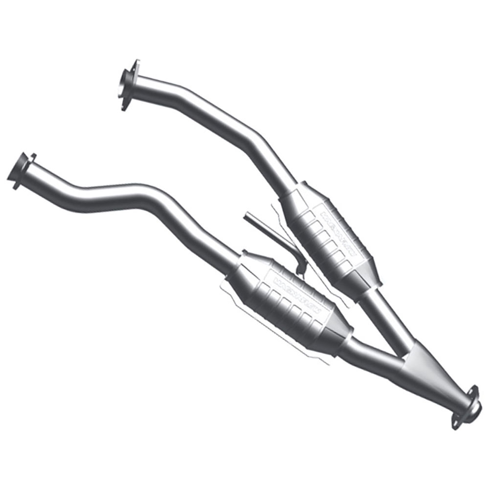 Lincoln Mark Series                    Catalytic ConverterCatalytic Converter