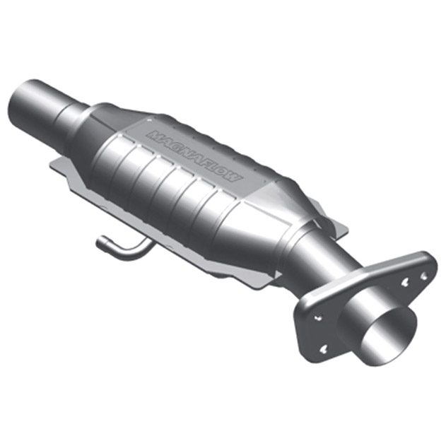 Oldsmobile Cutlass Cruiser                Catalytic Converter
