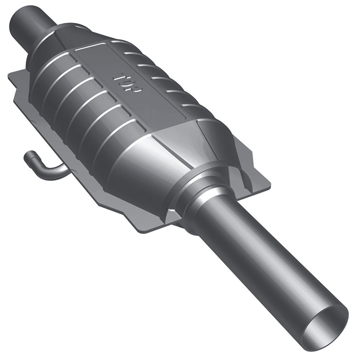 Oldsmobile Firenza                        Catalytic ConverterCatalytic Converter