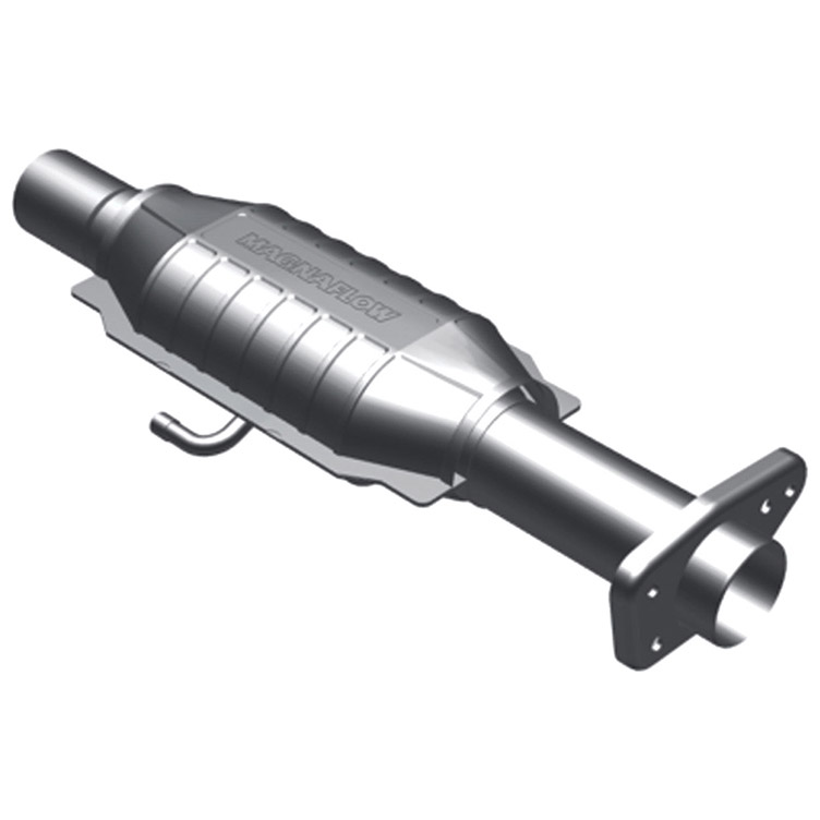 Cadillac Commercial Chassis             Catalytic ConverterCatalytic Converter