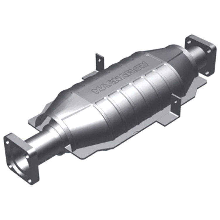 Fiat 124 Spider                     Catalytic Converter