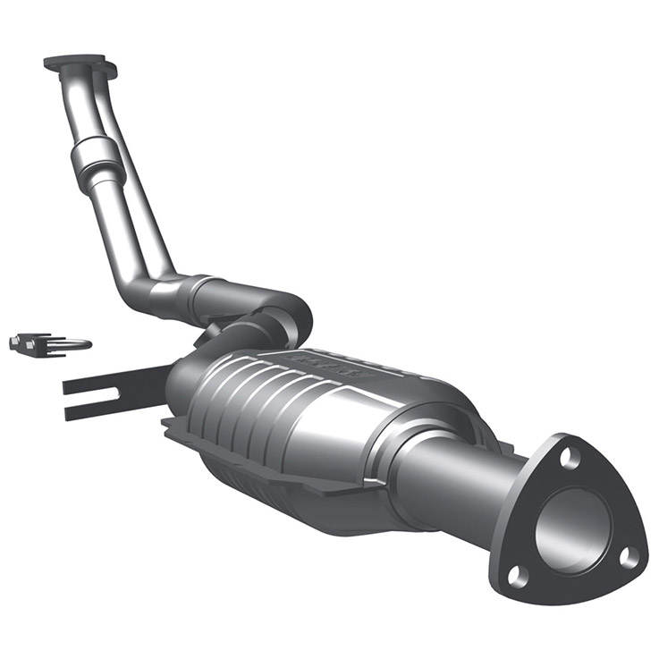 BMW 325es                          Catalytic Converter