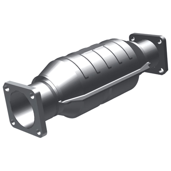 Isuzu I-Mark                         Catalytic ConverterCatalytic Converter