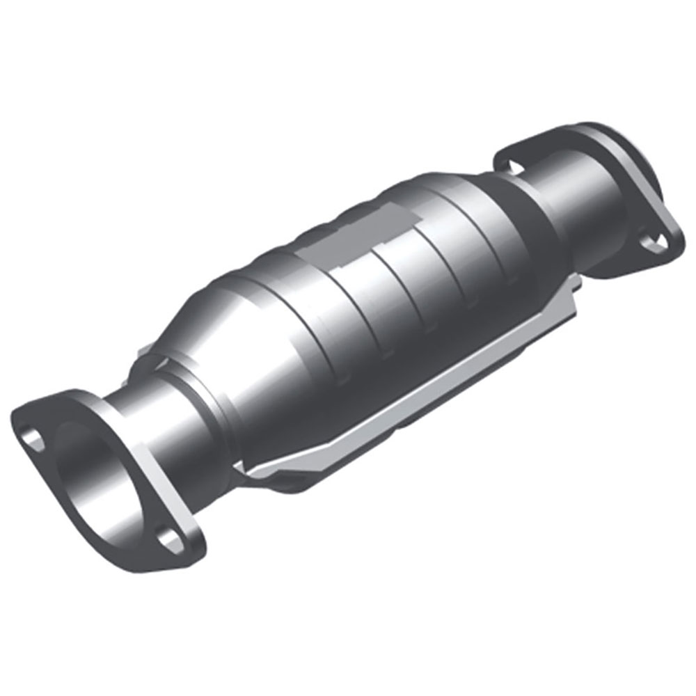 Nissan 300ZX                          Catalytic ConverterCatalytic Converter